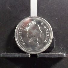 CIRCULATED 1986 10 CENTS CANADIAN COIN (82617)1..... FREE SHIPPING !!!!!