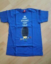 Minions t-shirt keep Stuart very Calm talla s male nuevo