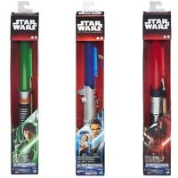 Official Star Wars Electronic Lightsabers Bladebuilders Light Sounds Hasbro Toy