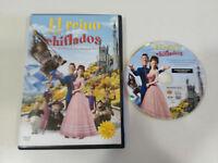 EL REINO DE LOS CHIFLADOS SISSI DVD + EXTRAS CASTELLANO ALEMAN PELICULA ANIMADA