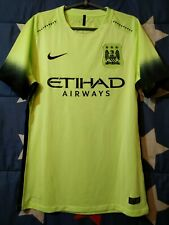 big sale 055ab 9f49a Manchester City 3rd Kit Football Shirts for sale | eBay
