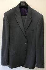 Wool Single Regular Striped Suits & Tailoring for Men