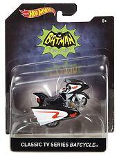 Hot Wheels Classic TV Series Batcycle Vehicle