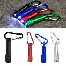 Mini LED Super Bright Flashlight Light camping Small Torch Lamp Keychain RF
