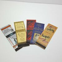 Vintage Matchbook Collection Pennsylvania Philadelphia Hespes Benjamin Franklin