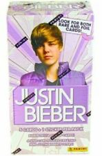 Justin Bieber Trading Cards - NEW BOX