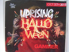 UPRISING - 30.10.15 -  HALLOWEEN - GAMMER CD