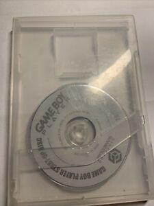 Nintendo Gamecube GameBoy Player Start-Up Disc