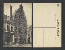 1910s TOURNAI ANCIENNE GRANGE ABBAYE SAINT MARTIN BELGIUM POSTCARD