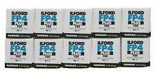 Ilford FP4 Plus 35mm 36 Exposure Pack of 10