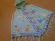 Wool Blend Poncho Jumpers & Cardigans (2-16 Years) for Girls