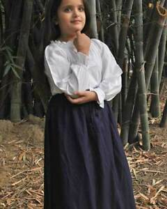 Girl Medieval Skirt, High quality finest fabric, handmade one by one, very nice!