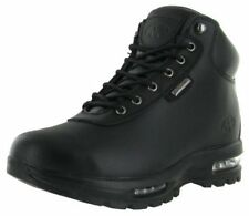 New Men's Mountain Gear CAM ACG Boots Solid Black Size 9.5 Brand New!
