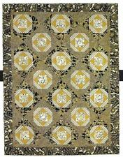 Gilded Butterflies Quilt quilting pattern instructions