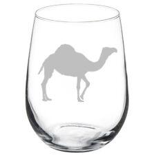 Camel Stemmed / Stemless Wine Glass