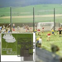 BUSCH HO SCALE 1/87 FOOTBALL/SOCCER FIELD | BN | 1052