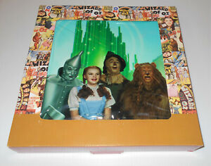 WIZARD OF OZ Canvas Artwork FOUR FRIENDS 12x12 Size Gift Boxed Westland NEW