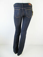 Guess Denim Jeans Hose Pants Nicole Cigaret Medium Rise W24039 Blau Neu 24