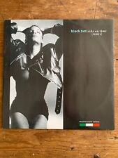 "Black Box Ride on Time Remix Original 12"" Deconstruction 1989 NM"