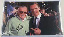 Stan Lee Signed Autograph 11x17 Doctor Dr. Strange Movie Premiere Photo Print