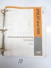 Case 570lxt Amp 580l Construction King Parts Catalog Bur 8 9940 1995