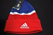 Philadelphia 76ers ADIDAS Official NBA Cuffed Knit Pom Hat MSRP: $24.00