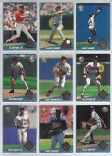 Vintage 1992 Ultra Fleer MLB Award Winners 26 Card Set