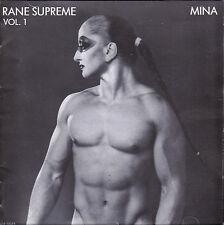 MINA ● RANE SUPREME Vol. 1 ● RARO CD PRIMA STAMPA George MICHAEL Lucio BATTISTI