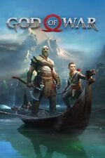 "GOD OF WAR POSTER ""LICENSED"" BRAND NEW 61cm X 91.5cm"