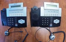 Samsung DS 5014D Handset with BTC corded headset