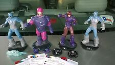 X-MEN heroclix Sentinels Sentinel lot of 4 s01 g09 giant size mark v future past