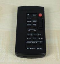 Sony rmt-814 videocámara control remoto,, p. ej., para Sony cdrtrv 738e, Sony dcr-pc101