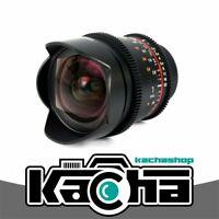 SALE Samyang VDSLR 16mm T2.6 ED AS UMC Cine Lens for Canon EF