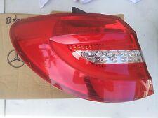 TAIL REAR BACK LAMP LIGHT LH MERCEDES B160 B180 B200 B220 B250 W246 GENUINE