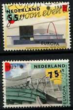 Netherlands 1987 SG#1506-7 Europa, Architecture Used Set #D77003