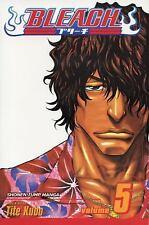 Bleach, Vol. 5 by Tite Kubo and Lance Caselman (2005, Paperback) Anime Manga