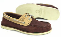 Timberland Classic 2 Eye Mens Boat Deck Shoes W/L (29586 D95)