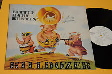 KILLDOZER LP LITTLE BABY BUNTIN  ORIG 1987 EX TOP AUDIOFILI CON INSERTO