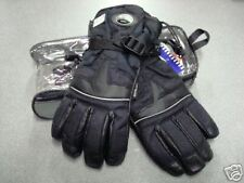 Juniors Choko Trail Bear Gloves ~ LARGE OR XL ~ Black