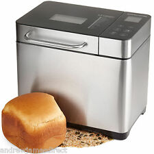 Andrew James Bread Maker Machine - 17 Functions Delay Timer Keep Warm & Recipes