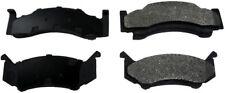 For B100 B200 B300 D100 D150 W250 PB350 Front Disc Brake Pads Monroe Brakes