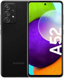 Samsung Galaxy A52 4G 6GB/128GB Awesome Black, NEU Sonstige
