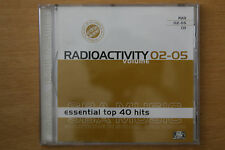 Radioactivity Volume 02-05 Essential Top 40 Hits Pulse Music DJ Tools (Box C108)