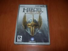 HEROES OF MIGHT AND MAGIC COLECCIÓN PC (EDICIÓN ESPAÑOLA PRECINTADO)