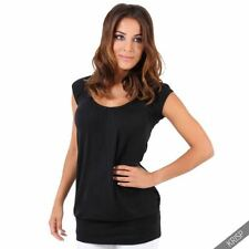 Cotton Short Sleeve Casual Regular Size Tops for Women
