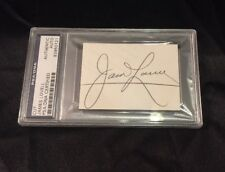 Jim Lovell Signed PSA/ DNA Cut Apollo 13 Autographed Rare