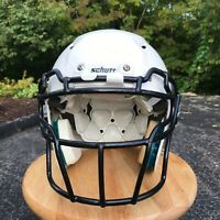 SCHUTT Vengeance Hybrid Plus Youth Football Helmet White Large RECERTIFIED 2019