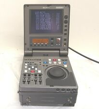 Sony BVW-55 Betacam SP Portable Video Recorder  w/ AC adapter module