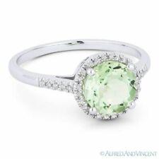 1.19 Ct Diamond & 14k White Gold Layered Ring