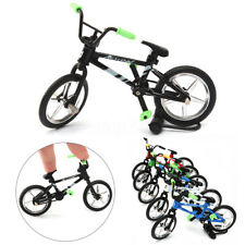 "Fuctional Finger Mountain Bike BMX Fixie Bicycle Boy Toy Creative Game Gift 4.4"""